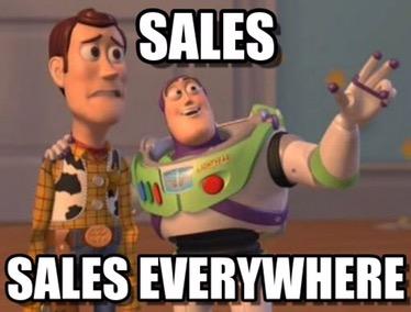 Sony is Having a HugeSale…