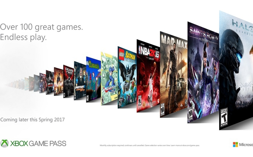 Microsoft's Upcoming Subscription…
