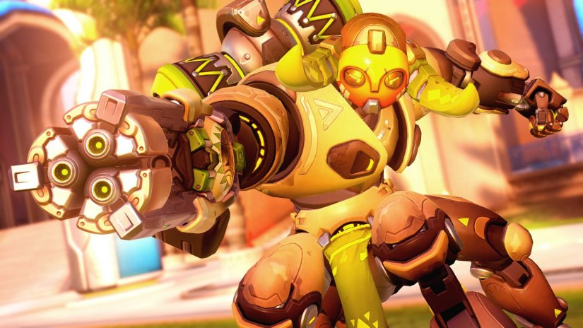 Orisa is coming!!!