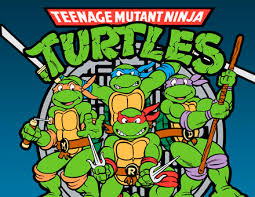 Rise of the Teenage Mutant Ninja Turtles…?