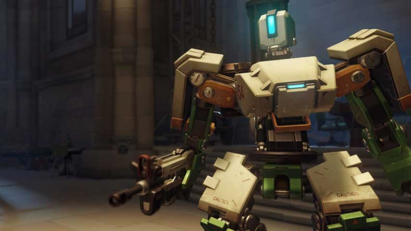 People Need to Slow Their Roll with Bastion
