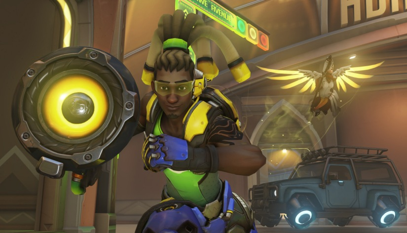 Lucio Getting Amped Up In PTR Update