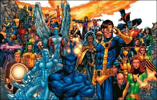 New X-Men TV Series…
