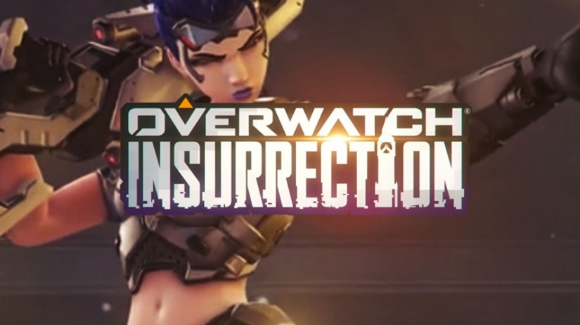 Overwatch Insurrection Event…