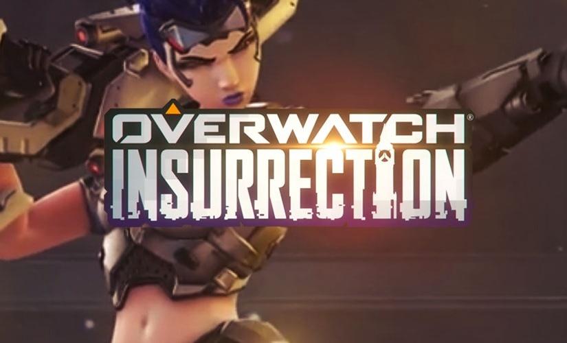 Overwatch Insurrection Event…