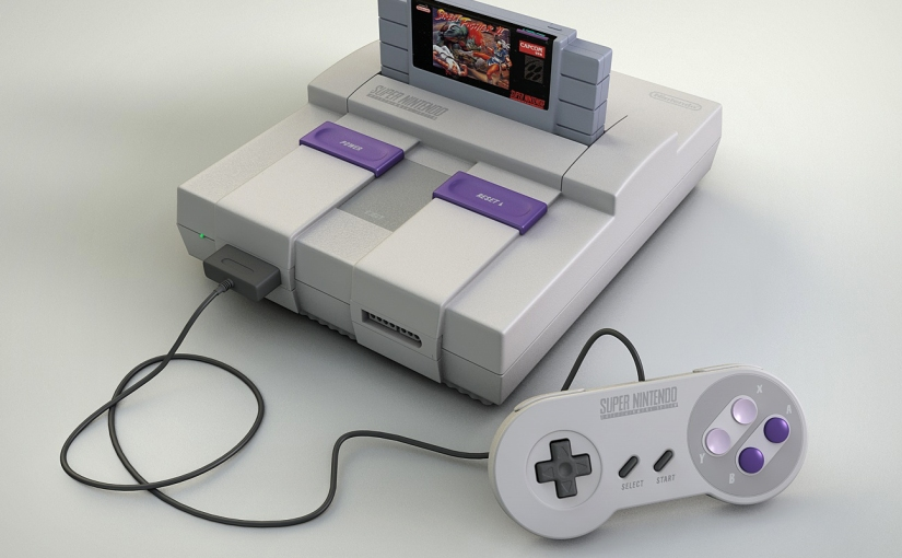 Nintendo Working on SNESClassic