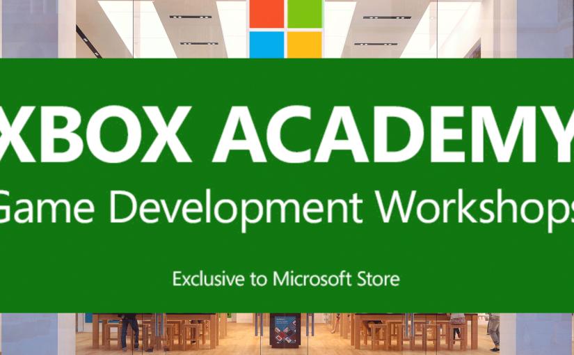 Microsoft Announces XboxAcademy