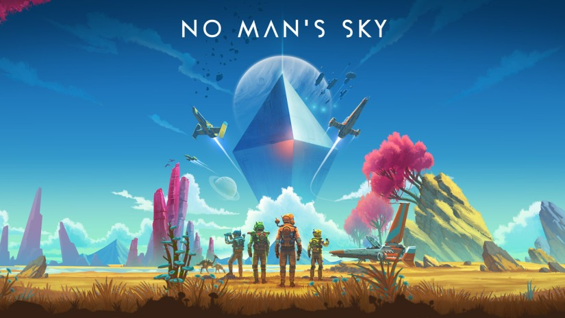 "No Man's Sky's ""NEXT"" Trailer Drops"