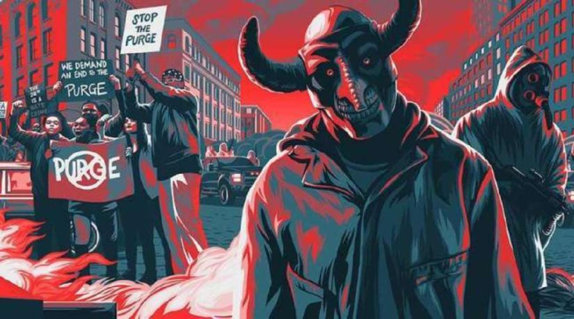 Movie Review: The First Purge (SPOILERS)