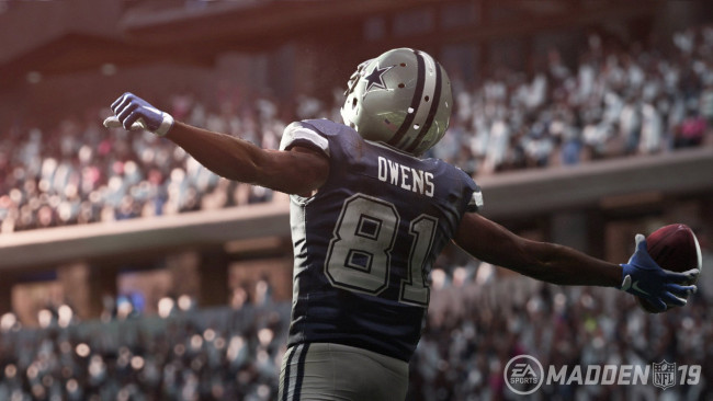 Madden 19 First Thoughts…