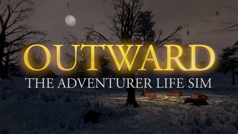 Outward: The Most Interesting Game You Haven't Heard Of
