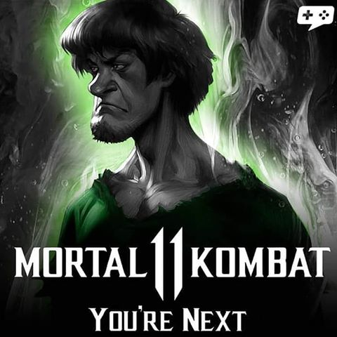 Shaggy's Fate With Mortal Kombat11…