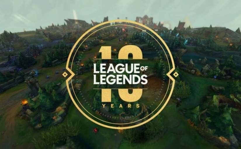 League of Legends Season 2020…