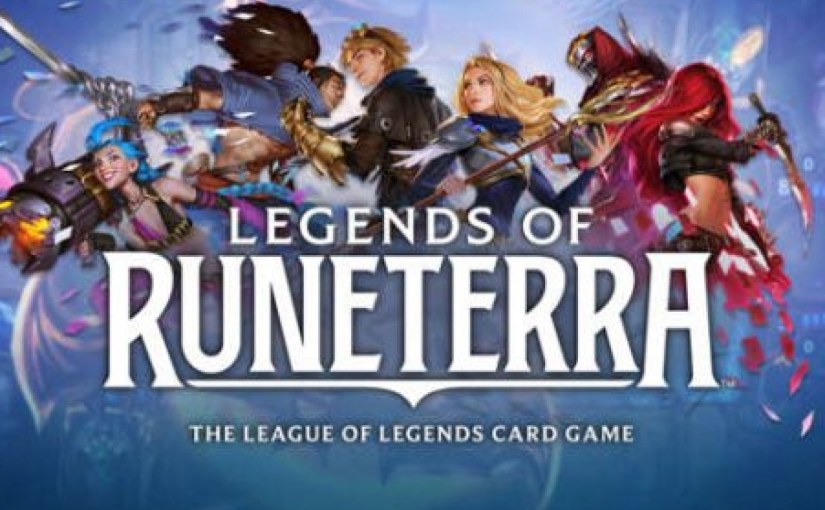 Legends of RuneTerra First Thoughts…